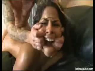 Abusada porno