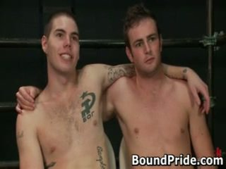 Bound Gagged And Way Out Torment Gay Bondage 11 By Boundpride