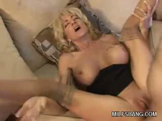 MILF Lexi Carrington Nailed