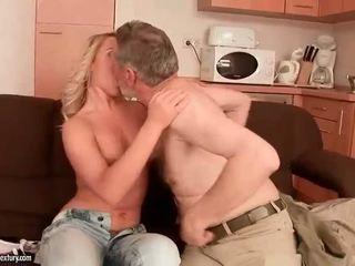 Old men vs rumaja girls