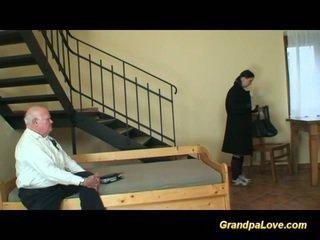 おじいちゃん で 愛 とともに 若い ティーン