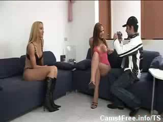 oral sex great, rated cum most, trio quality