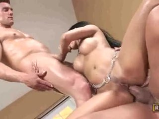 Priva goes 他媽的 野 getting dp pounded 同 powerful 運動員們