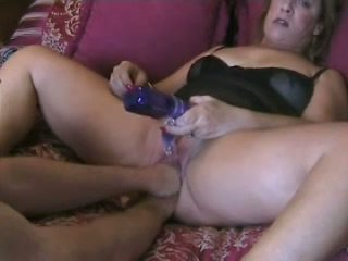 Double Fisting Her Cave
