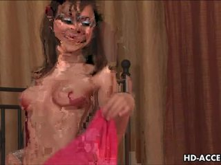 Hot hairy pussy chick Emmy goes fucking insane Video