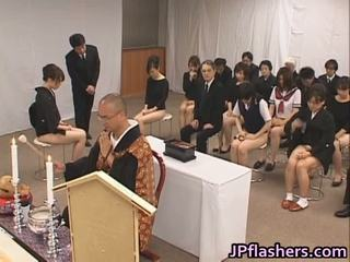 japanilainen, public sex, tirkistelijä