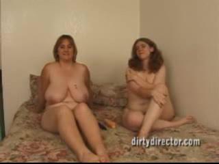 Grubaska lesbijki anal gaping i pieprzenie