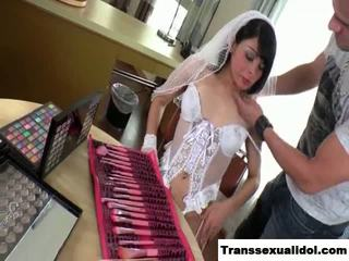 oral, shemale, watch blowjob