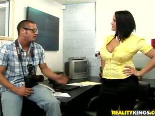 kvalitāte lielas krūtis jums, tiešsaitē birojs svaigs
