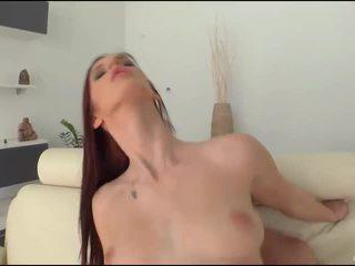 Smokin seksi mira sunset alat kemaluan wanita plowed baik