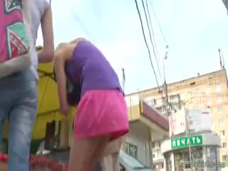 Mix Of Vids From HQ Upskirt