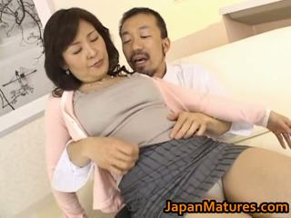 Mature Asian Chicks Sucking Cock