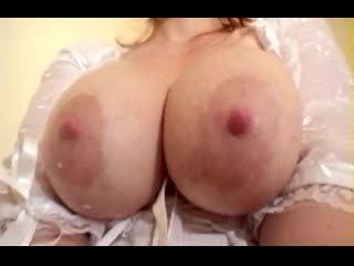 Tits full of milk Video