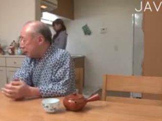 японський, старий + молодий, підліток