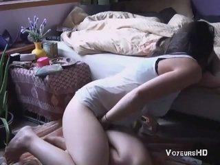 Sister caught masturbating
