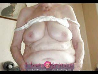 Σέξι γιαγιάδες σε ο μεγάλος συλλογή του photos με ilovegranny
