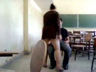 Arabs Teens Hump In Classroom-ASW1185