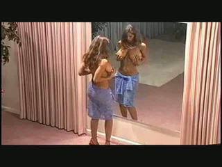 Veronika Zemanova hot stimulating strip and get undressed