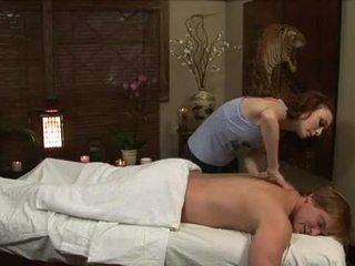 Zoe voss - на masseuse