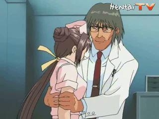 Manga doktor uses his oustanding tool
