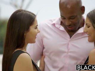 Blacked august ames and valentina nappi share bbc