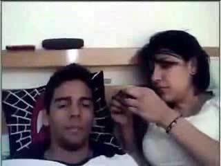 Super Hot Desi Looking Girl Enjoying W...