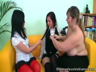 매춘부, 레즈비언, lesbo