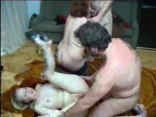 Warga rusia matang dan muda pasangan swingers 2