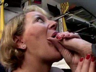 Christine gonod a seksualu prancūziškas suaugę