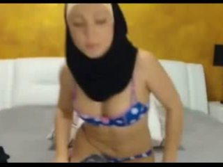 webcam, arab, melancap