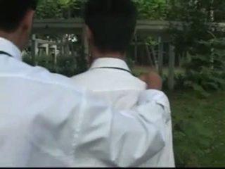 Thai Boys Study Break
