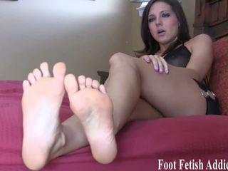 voet fetish, femdom, hd porn