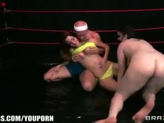 Jessica robbin and tessa lane make a great tag team