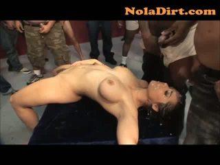 Cocksucking fafanje bukkake cipa