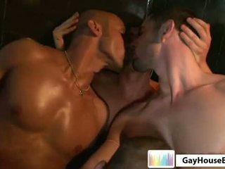 同性恋者 有趣, 看 肌肉, 有趣 猛男 有趣