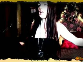 Morgana pendragon priestess de avalon vivir webcam espectáculo breast provocación recording