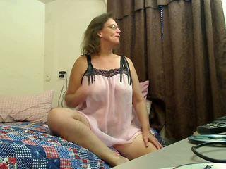 grannies, webcam, ngón danh