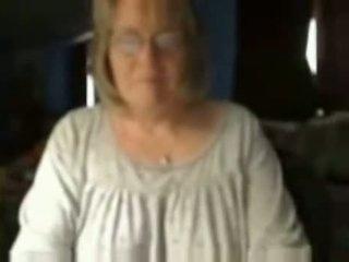 Babcia na omegle - brudne kamera sluts