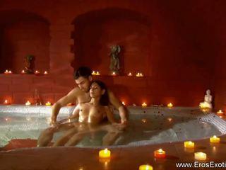 Exotique lovers massage pour filles, gratuit hd porno dd