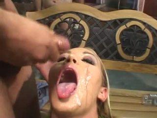 Cum swallow compilation