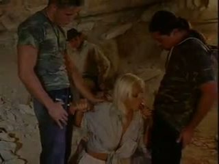 Sex in the Jungle: Free Threesome Porn Video 43