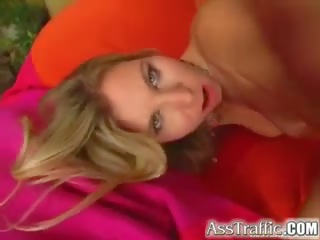Ass Traffic Big Round Butt Pounded by Big Cock: Porn ce