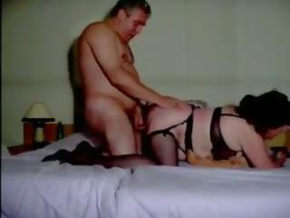 Granny and Granpa: Old & Young Porn Video 40