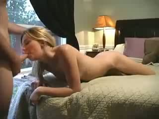 First Time casting Audition sex of beautiful Blonde Teen babe Nikki