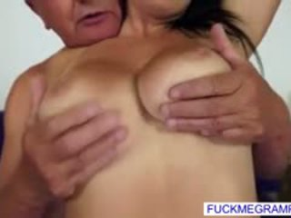 Agnes Has A Thing For Old Cocks