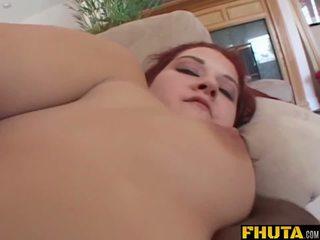 Fhuta A Huge black cock in my pretty ass hole