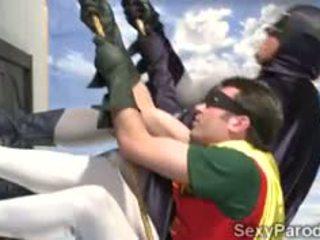 The Bat Man Fucks Horny Alexis Texas In XXX Parody