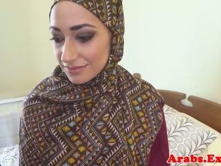 Pounded muslim बेब jizzed में मुंह, फ्री पॉर्न 89