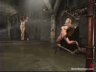 Jade Marxxx And Jenni Lee Have Tormented In Sadism Vid And Like It