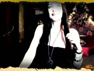 Morgana pendragon priestess من avalon حي كاميرا ويب عرض breast ندف recording